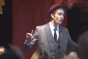 Bugsy Malone at The Harbour School