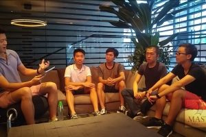 Shatin College 45er chat – MAST Education