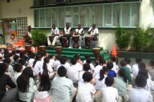 African Community Hong Kong  Educational Tour to Think International School (Part 1)