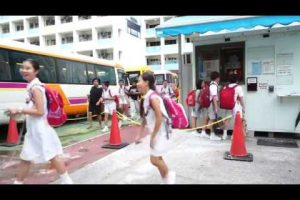 Dismissal Arrangement – PLKCTSLPS 保良局陳守仁小學 2017-18