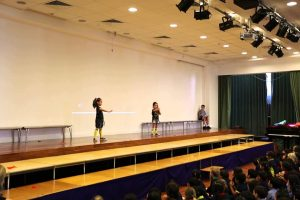 Quarry Bay Schol (QBS) dancing competition final Y2