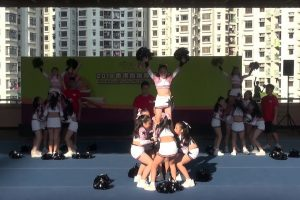 YYPS 保良局香港道教聯合會圓玄小學 – Hong Kong Cheerleading Elite Competition 2018