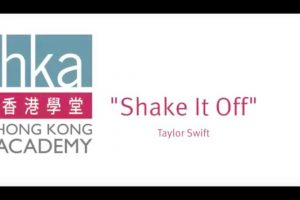 Shake it Off   Final Assembly
