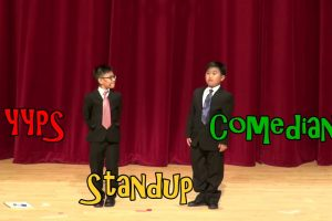YYPS 保良局香港道教聯合會圓玄小學 Variety Show 2018 – Standup Comedians