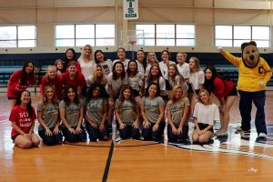 2018 Pac-12 China Game: Cal dance team puts on clinic for the Concordia International School