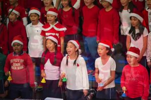CAIS Primary Christmas Concerts 2015