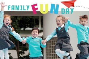 Family Fun Day 2018 at American School Hong Kong