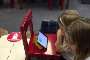 First Grade Programmers: The Harbour School