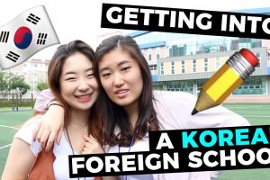 How to Get Into a Korean Foreign School! (School VLOG Part 2)
