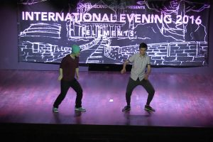 International Evening 2016 Act 2 Part 5 – Sam & Fred