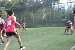 2016 Sham Shui Po Touch Competition(Men Division)-Thunder Vs 葵涌蘇浙公學