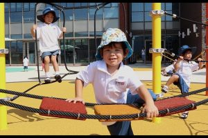 HKA – a new way to learn! The early childhood playscape