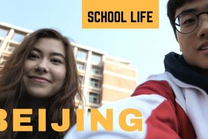 (SUB) School life in China with INTERNATIONAL students [ArtistFelix]