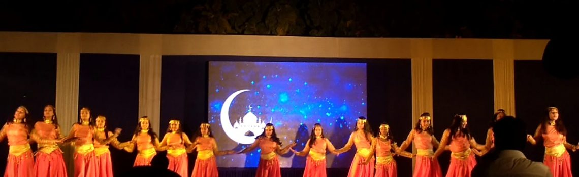 Yalla Habibi Dance Performance| Carmel School Dhanbad | Achiever's Night | 2017