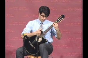 Harvard University – Kennedy School Talent Show 2011 – Winning Act