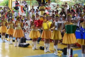 2017 Bonifacio Day: Mount Carmel School of Infanta Lyre Band