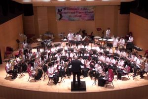 CAIS Secondary Concert Band Achieves Superior Rating