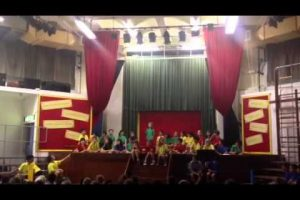Glenealy school 2N assembly