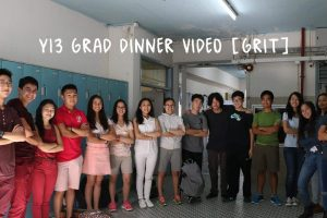 KCCIS Y13 Grad Dinner [GRIT] | Class of 2017