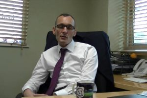 New DBIS Principal Welcomes Back New Students