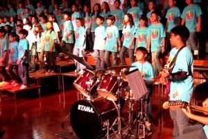 QBS Year 6 Exhibition Performance