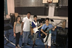 West Island School Hong Kong 25th Anniversary – ACES Performance