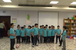 AlOruba International Schools French song1