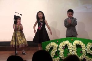 HT – Kingston International Kindergarten's Graduation Ceremony 2009 (Hong Kong)