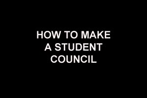 King George V School Student Council Video (THE BEST HQ HD 1080x10p)