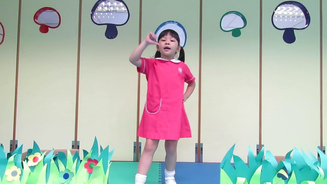 保良局田家炳幼稚園 李肇津 K3英語組 I'm a little teapot