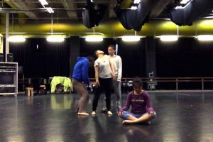 The Hong Kong Academy For Performing Arts – Choreographic Workshop2 2015