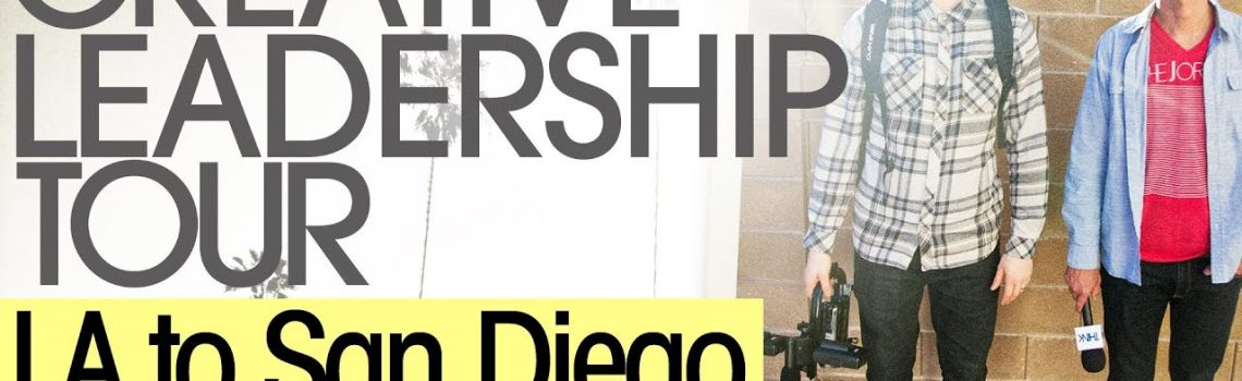Creative Leadership Tour: LA to San Diego | THiNK International | Promo 2