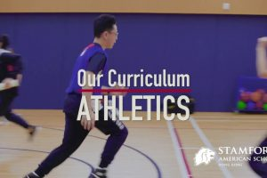 Learn about Stamford's Athletics Program