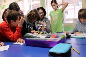 Discover the French American International School