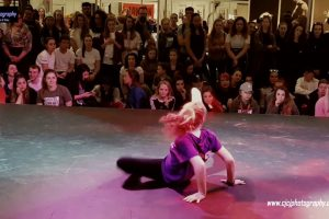 freestyle stage @ – Move It 2017 @ –  Excel London – Friday 10th March 2017
