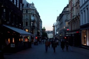 Study Abroad: Oslo, Norway
