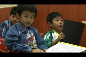 US accent booms in Hong Kong language schools
