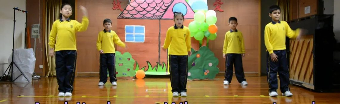 20140312 Sports Day Dancing Video 2014