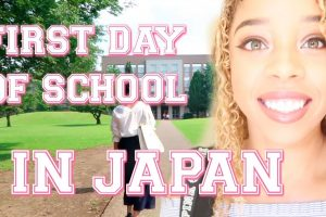 FIRST DAY OF SCHOOL IN JAPAN at ICU ♡ 日本の大学の一日目