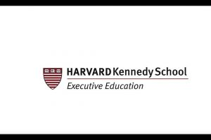 Harvard Kennedy School Executive Education