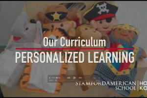 Data-Driven Personalised Learning at Stamford