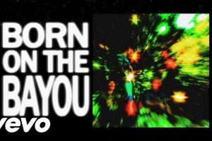 Creedence Clearwater Revival – Born On The Bayou (Lyric Video)